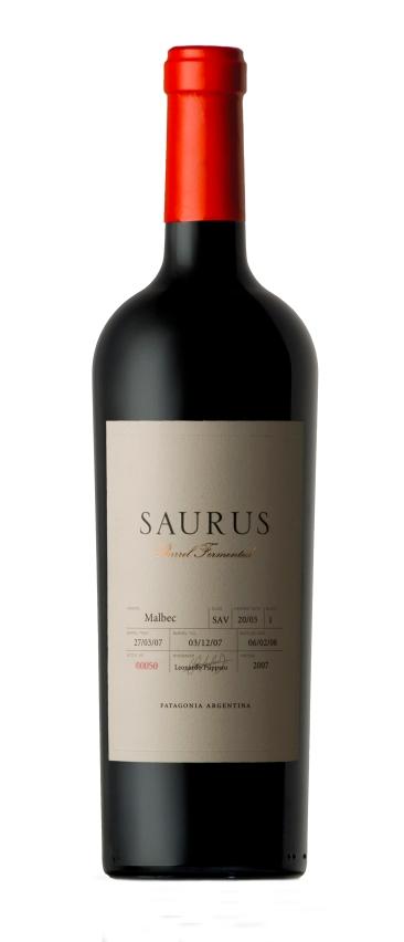 Saurus Barrel Fermented Malbec 2007