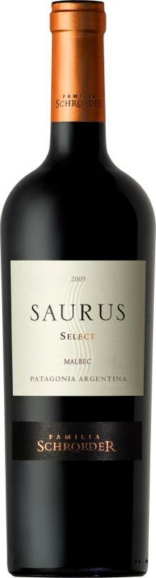 Saurus Select Malbec 2009