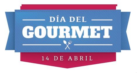 Logo Dia del Gourmet
