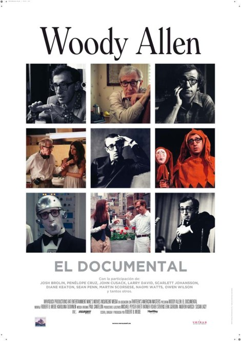 WOODY ALLEN_poster cast