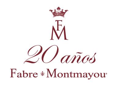 Logo 20º Aniversario Bodegas Fabre Montmayou
