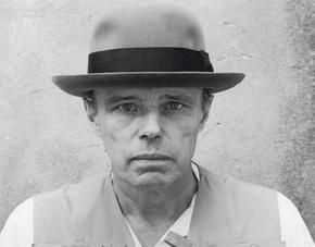 Joseph Beuys en FundacionProa